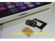 Sim ghép thần thánh dành cho iphone phiên bảng lock